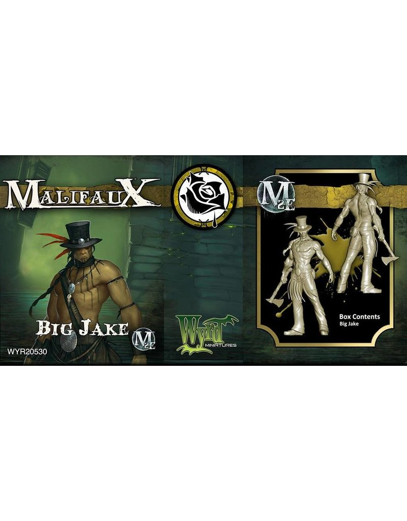 Wyrd Outcasts Big Jake Box Set