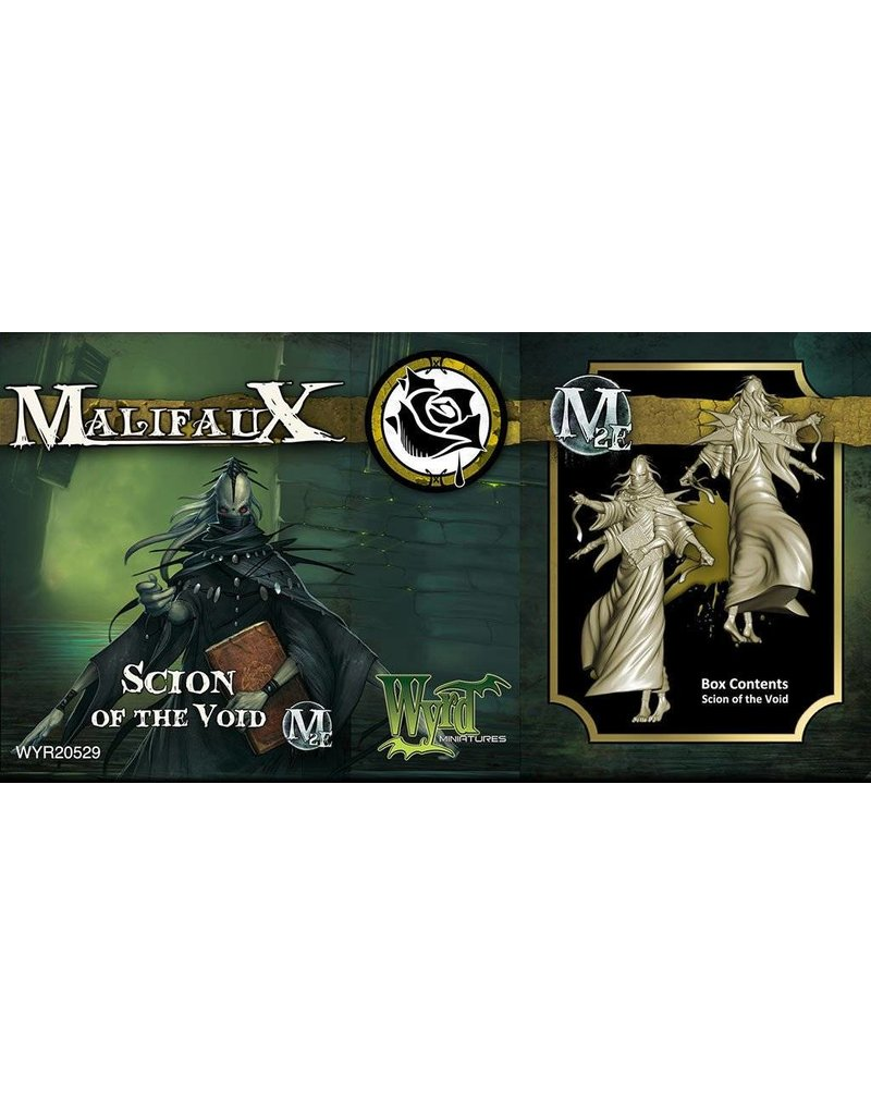 Wyrd Outcasts Scion of the Void Box Set