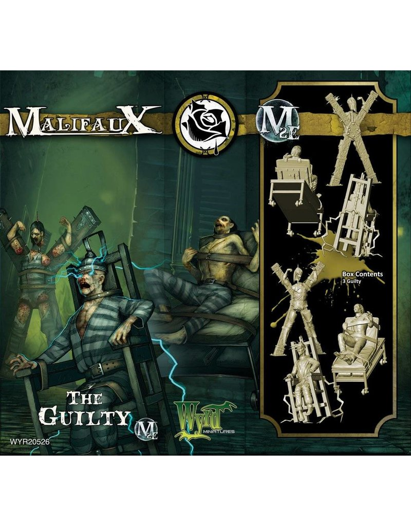 Wyrd Outcasts The Guilty Box Set