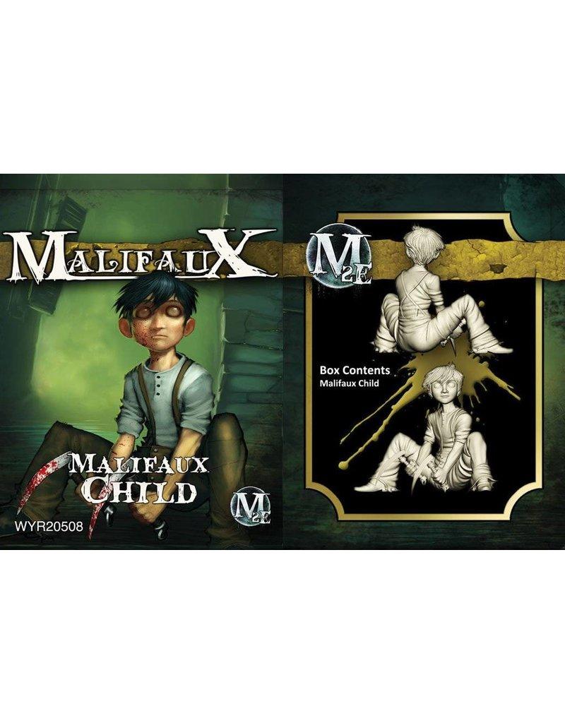 Wyrd Outcasts Malifaux Child Box Set