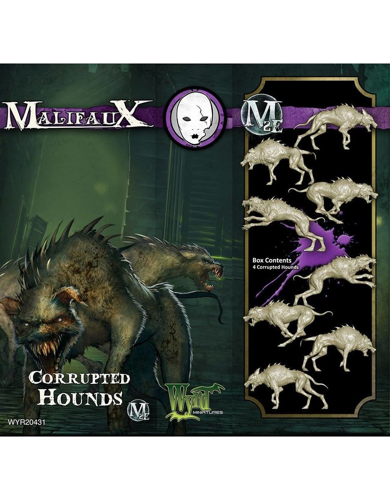 Wyrd Neverborn Corrupted Hounds Box Set
