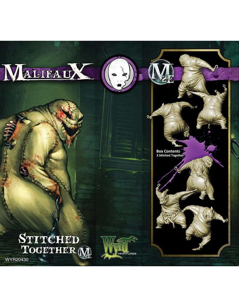 Wyrd Neverborn Stiched Togethers Box Set