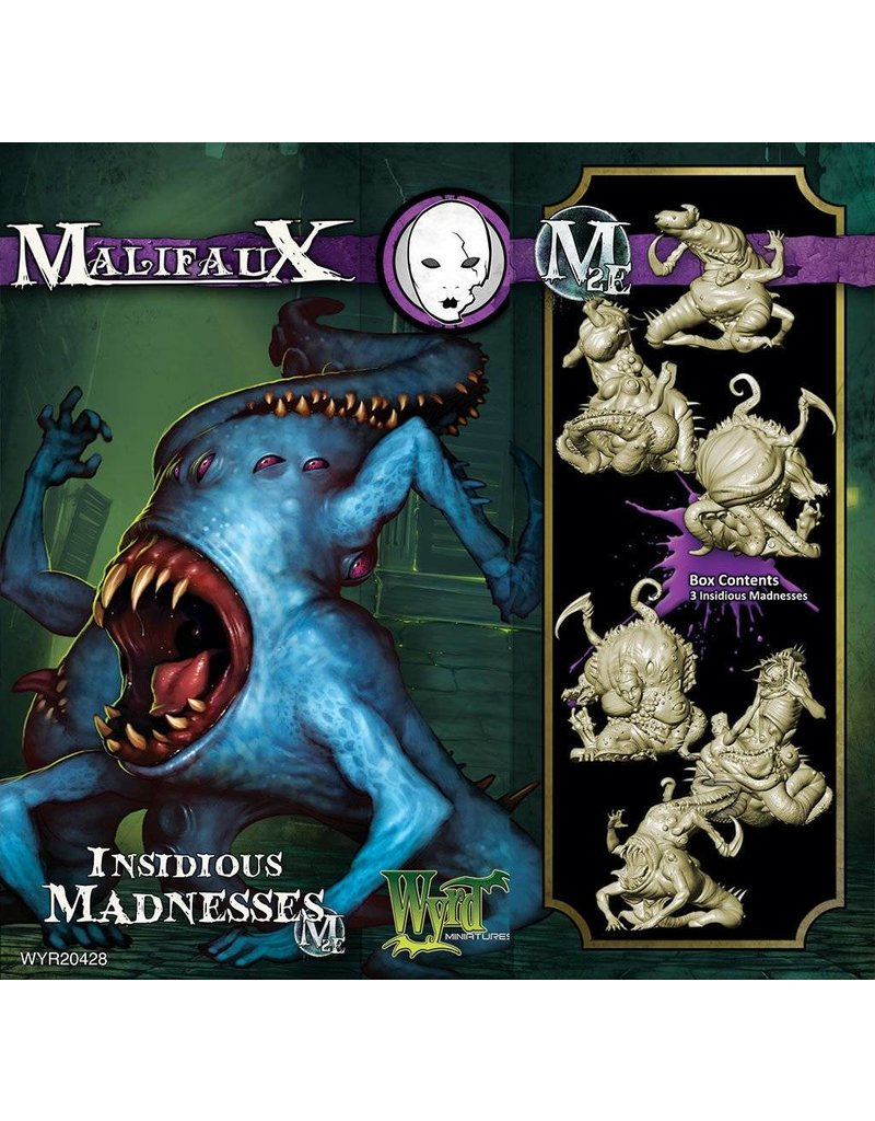 Wyrd Neverborn Insidious Madnesses Box Set