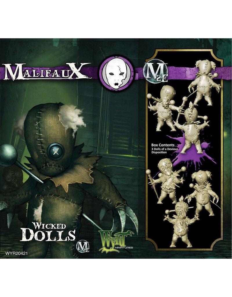 Wyrd Neverborn Wicked Dolls  Box Set