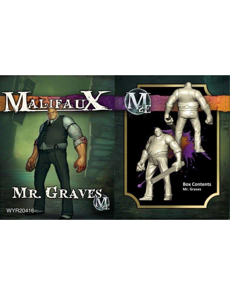 Wyrd Neverborn/Ten Thunders Mr. Graves Box Set