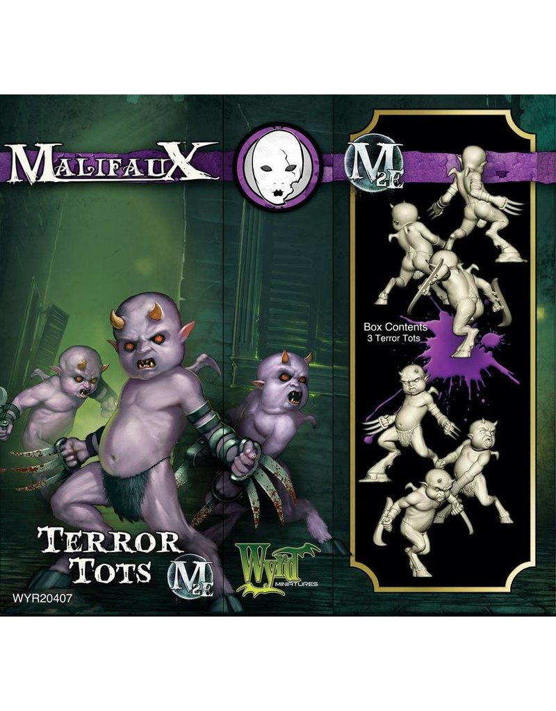 Wyrd Neverborn Terror Tots  Box Set