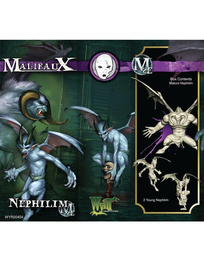 Wyrd Neverborn Nephilim Box Set