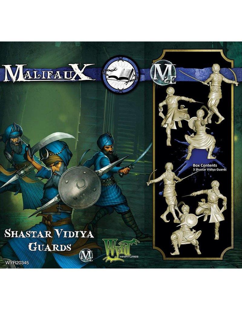 Wyrd Arcanists Shastar Vidiya Guards Box Set