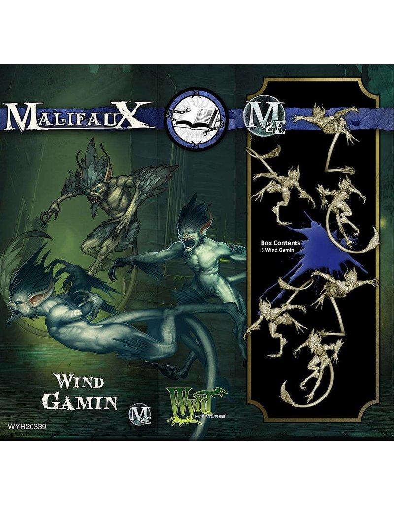 Wyrd Arcanists Wind Gamin Box Set