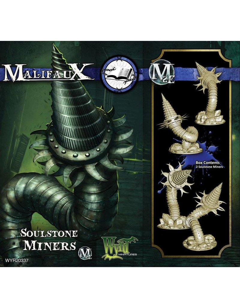 Wyrd Arcanists Soulstone Miners Box Set