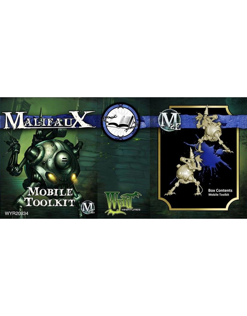 Wyrd Arcanists Mobile Toolkit Box Set
