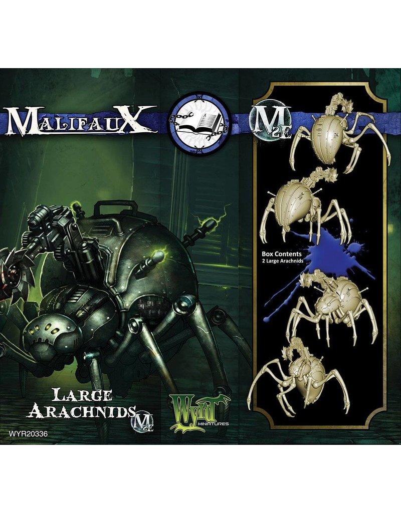 Wyrd Arcanists Large Arachnids Box Set