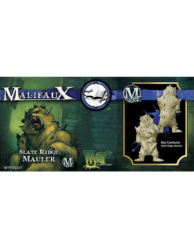 Wyrd Arcanists Slate Ridge Mauler Box Set