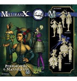 Wyrd Mannequins/Performers