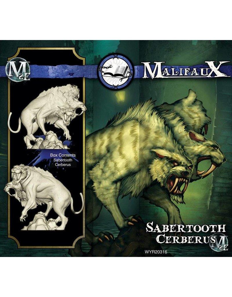 Wyrd Arcanists Sabertooth Cerberus Box Set