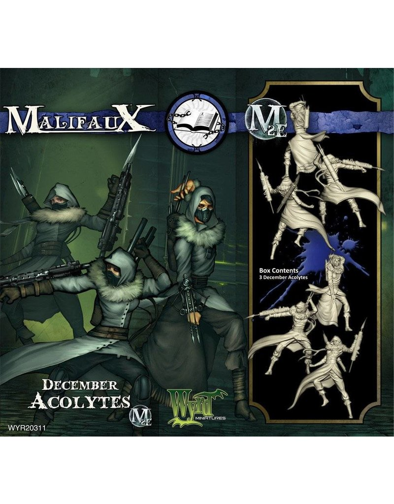 Wyrd Arcanists December Acolyte Box Set