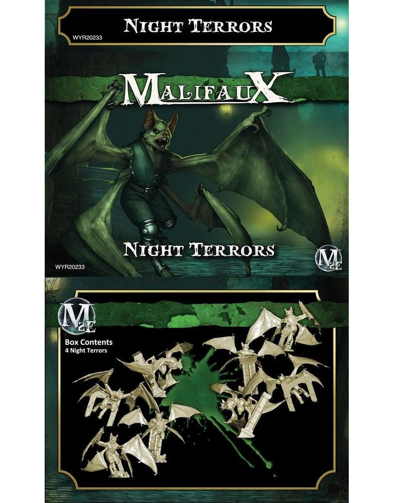 Wyrd Resurrectionists Night Terrors Box Set