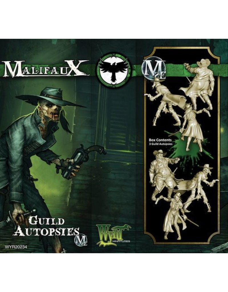 Wyrd Resurrectionists Guild Autopsies Box Set