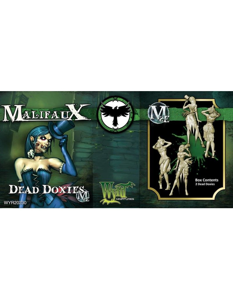 Wyrd Resurrectionists Dead Doxies Box Set
