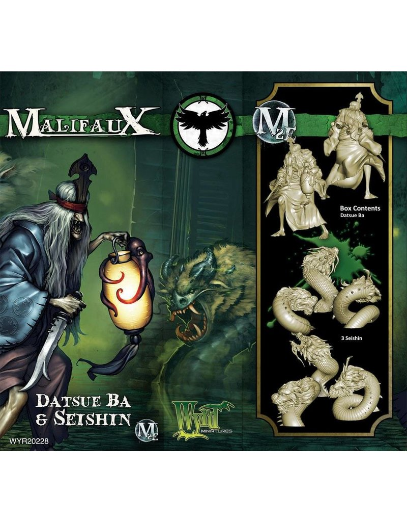 Wyrd Resurrectionists Datsue Ba & Seishen Box Set