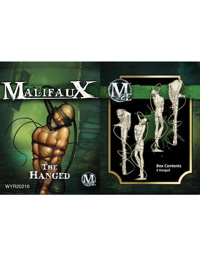 Wyrd Resurrectionists The Hanged Box Set