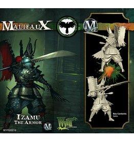 Wyrd Izamu The Armor