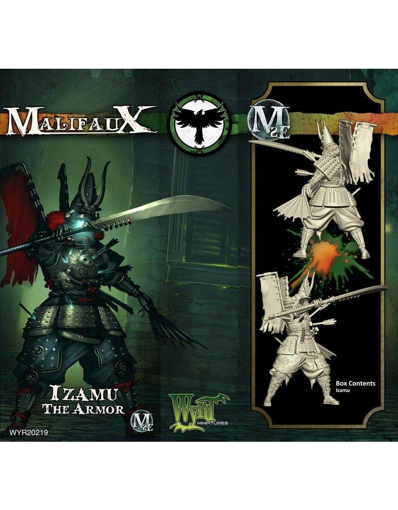 Wyrd Resurrectionists/Ten Thunders Izamu The Armor Box Set