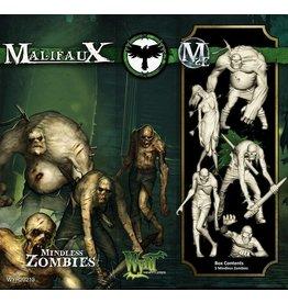 Wyrd Mindless Zombies