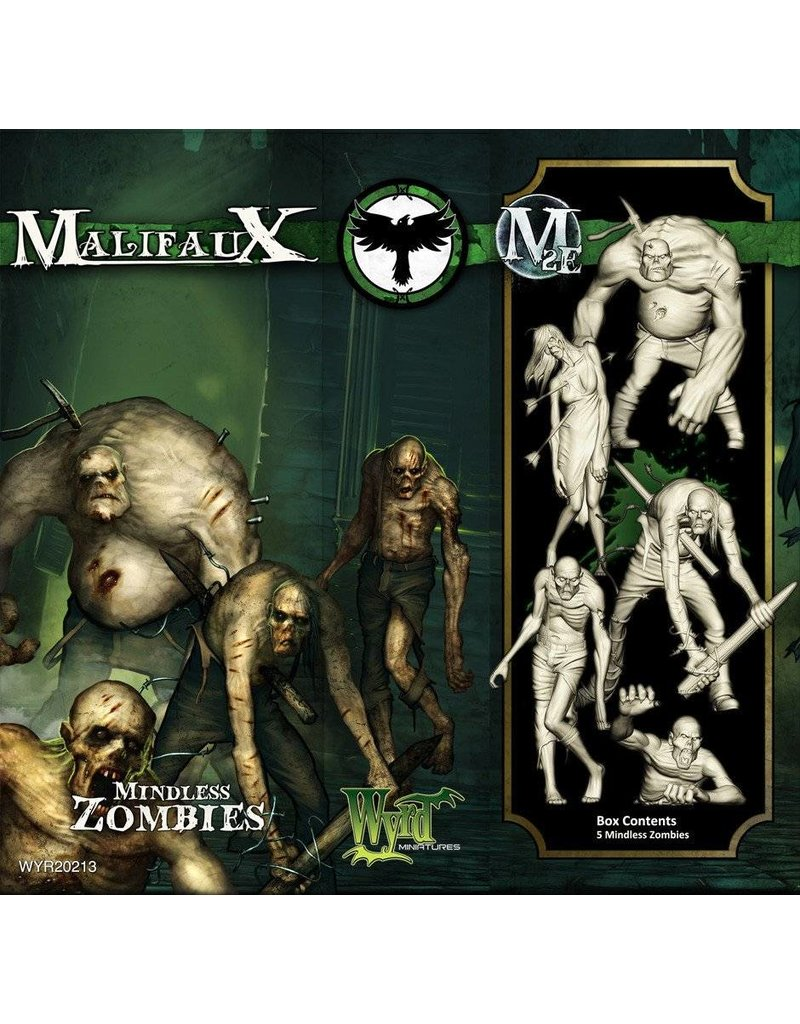 Wyrd Resurrectionists Mindless Zombies Box Set