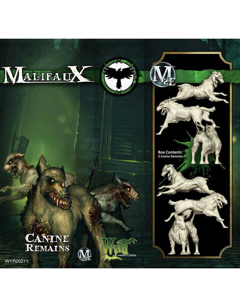 Wyrd Resurrectionists Canine Remains Box Set