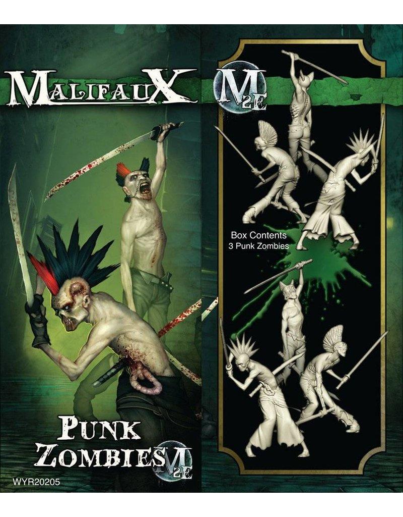 Wyrd Resurrectionists Punk Zombies Box Set