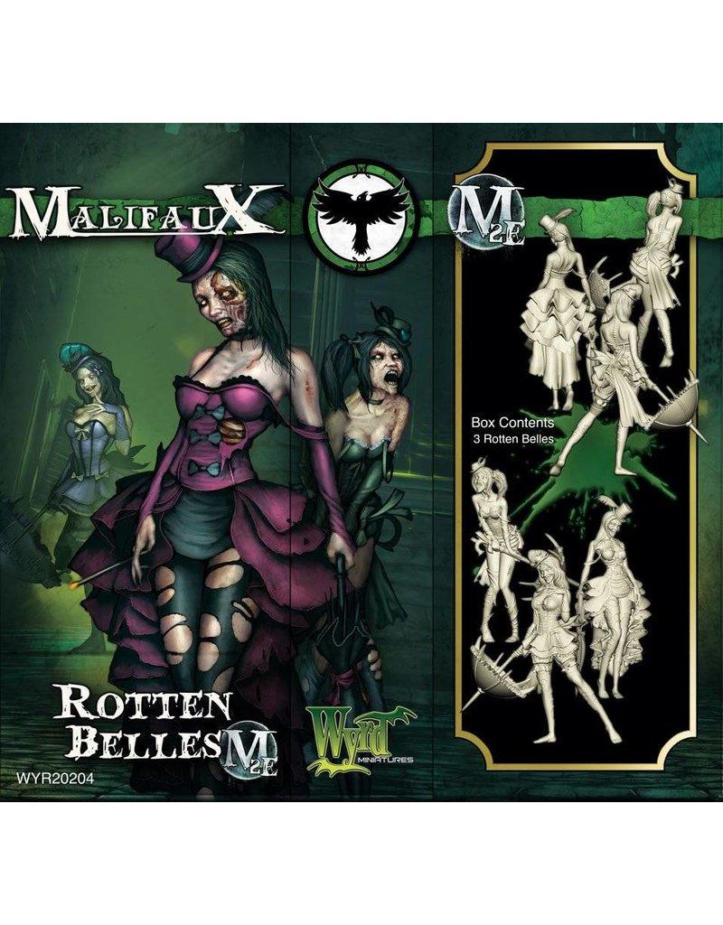 Wyrd Resurrectionists Rotten Belles Box Set