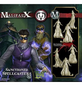 Wyrd Sanctioned Spellcaster x3