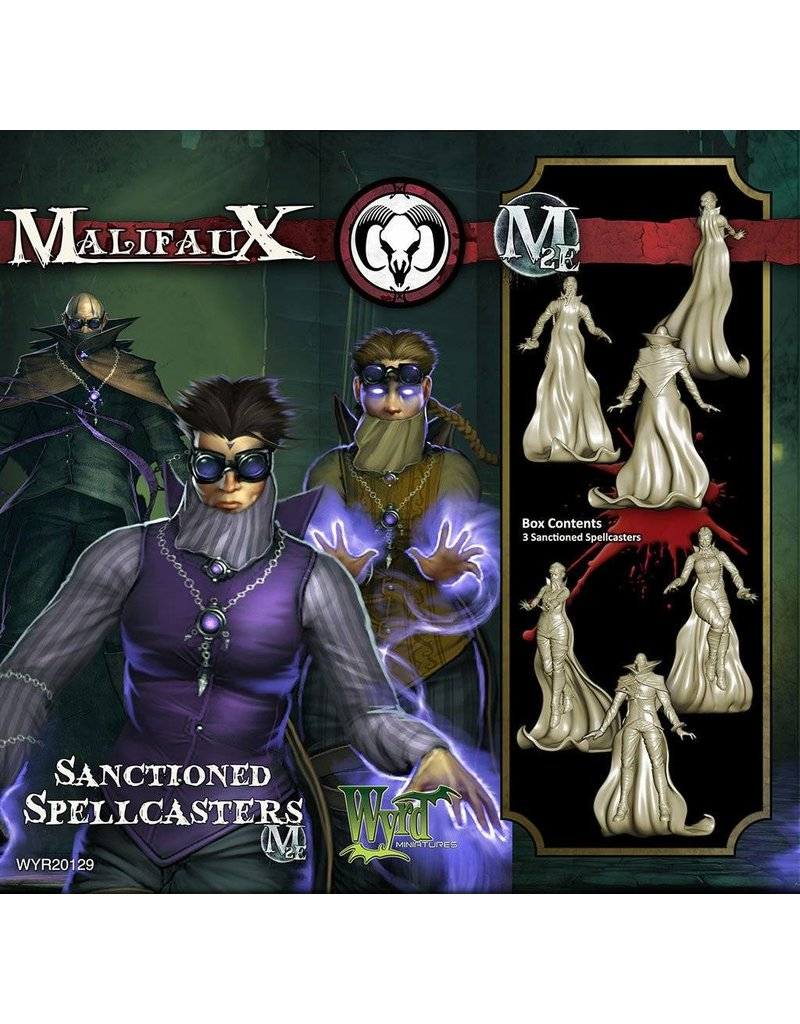Wyrd Guild Sanctioned Spellcasters
