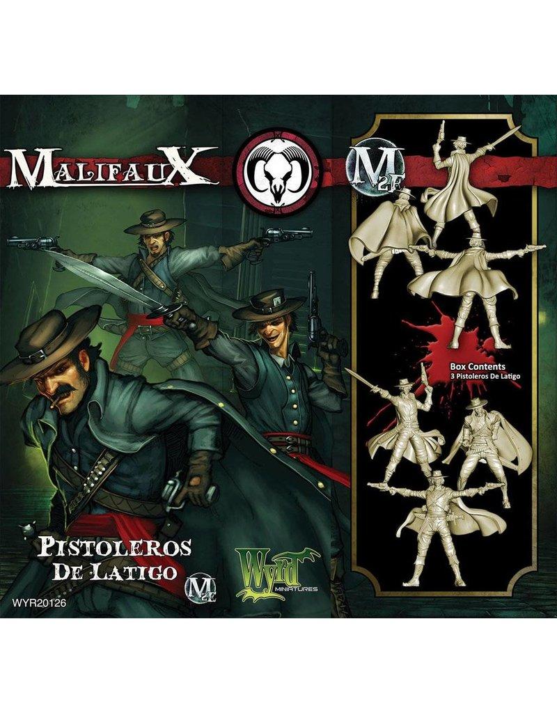 Wyrd Guild Pistoleros De Latigo