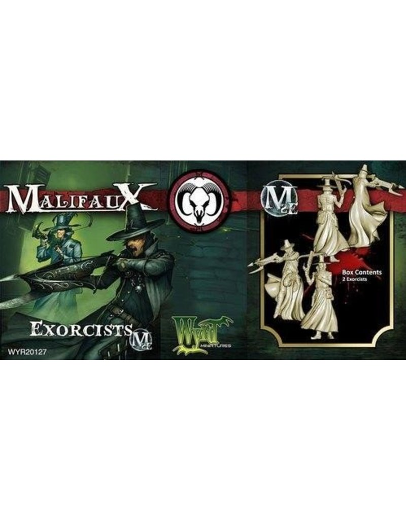 Wyrd Guild Exorcists