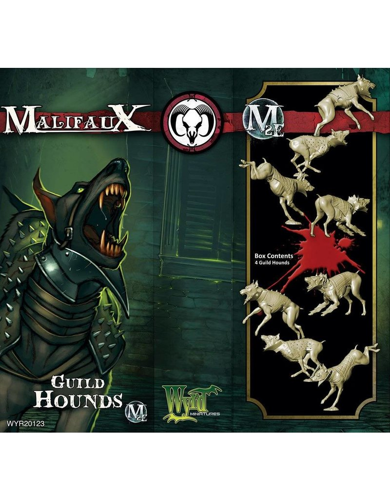 Wyrd Guild Hounds Pack
