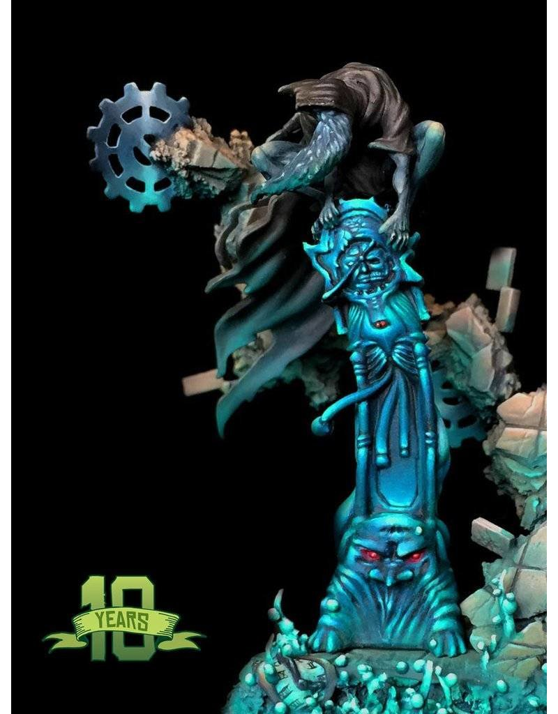 Wyrd Outcasts Aionus (Father of Time) 10th Anniversary Figure