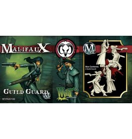 Wyrd Guild Guards (2)