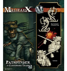 Wyrd Pathfinder and Clockwork Traps
