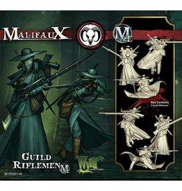 Wyrd Guild Riflemen (3)