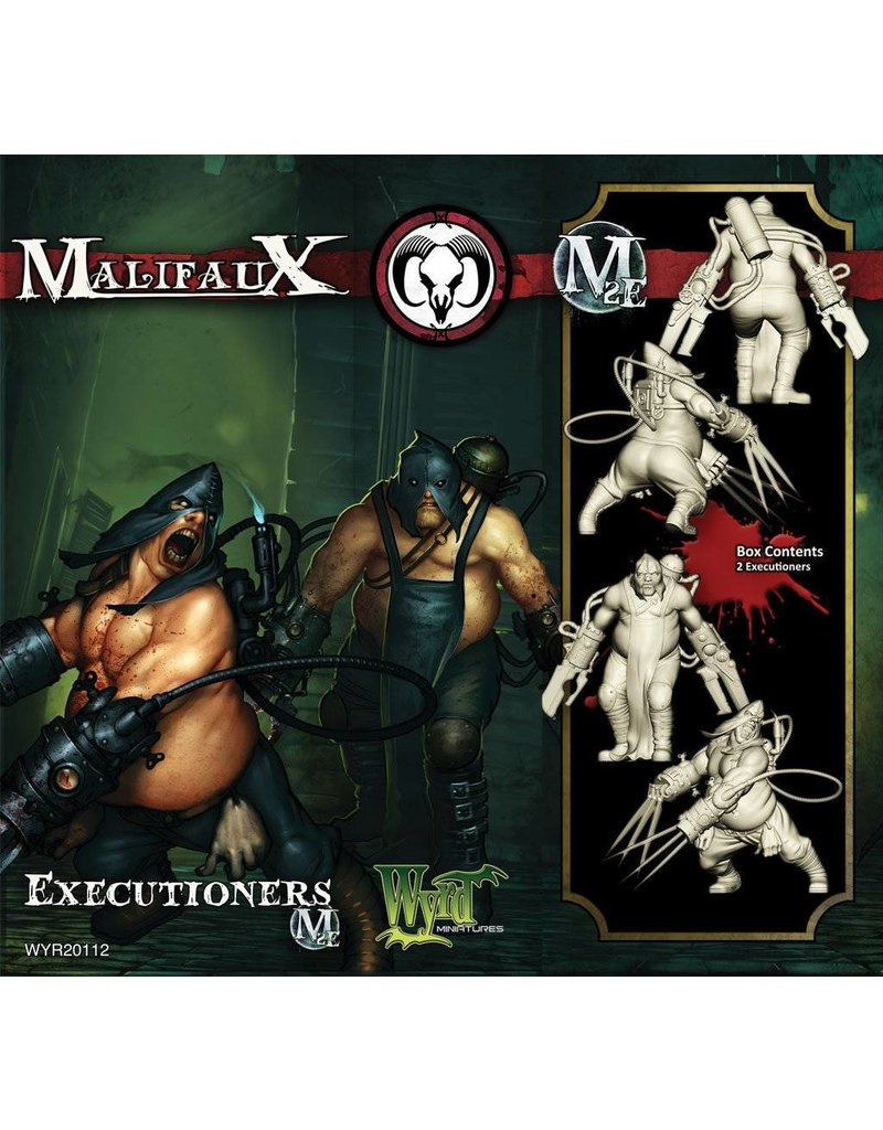 Wyrd  Guild Executioners