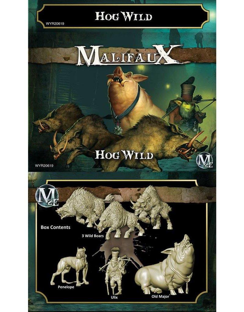 Wyrd Gremlins 'Hog Wild' - Ulix Box set