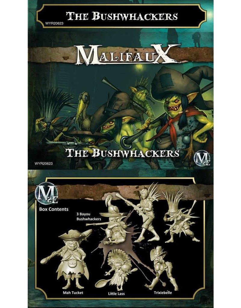 Wyrd Gremlins 'The Bushwhackers' - Mah Tucket Box set