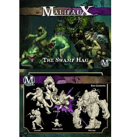 Wyrd Zoraida Box Set - The Swamp Hag