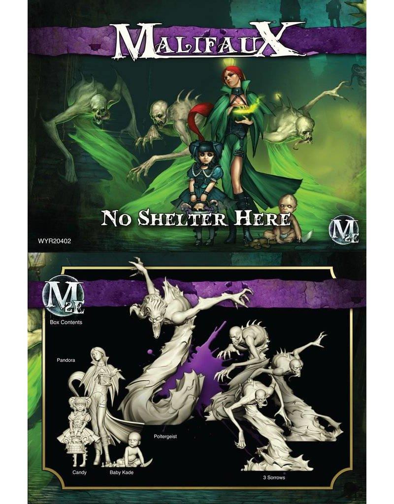 Wyrd Neverborn 'No Shelter Here' - Pandora Box set