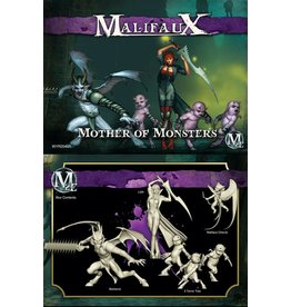 Wyrd Mother of Monsters (Lilith Crew Box Set)
