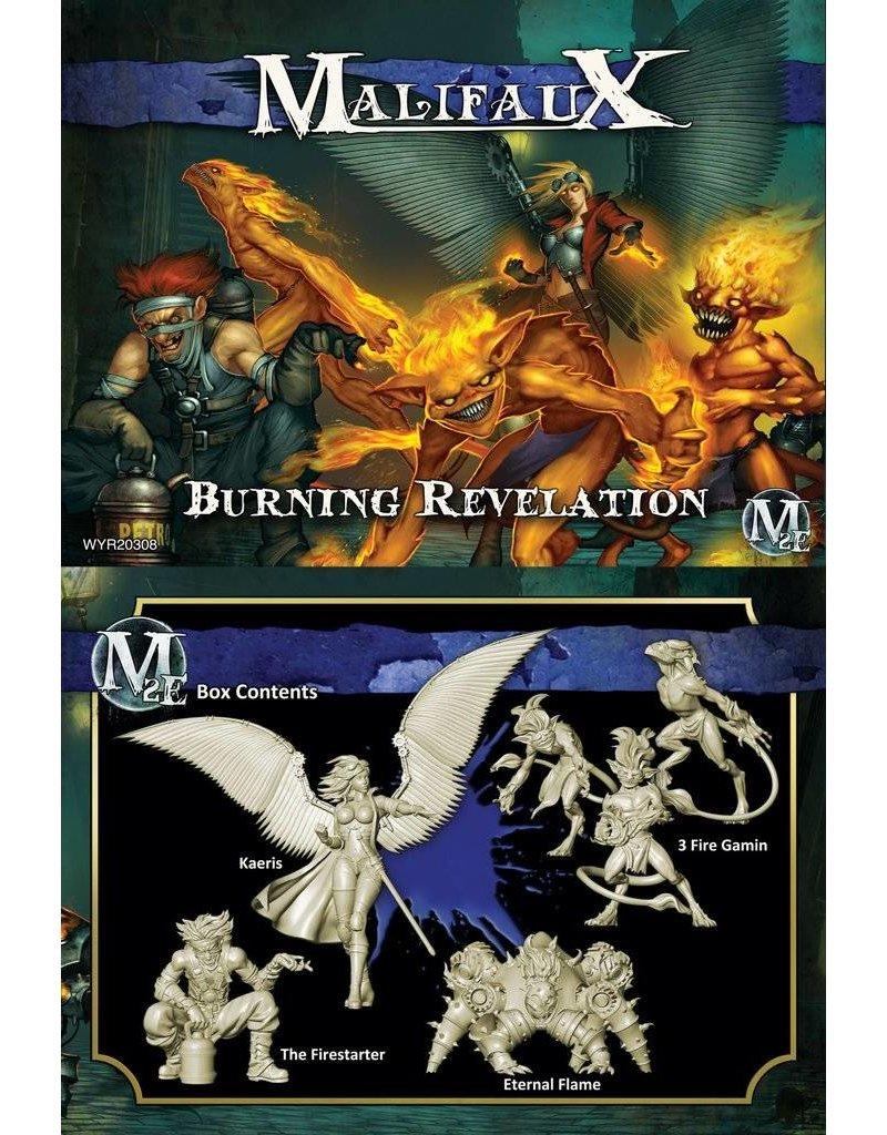Wyrd Arcanists 'Burning Revelations' - Kaeris Box set