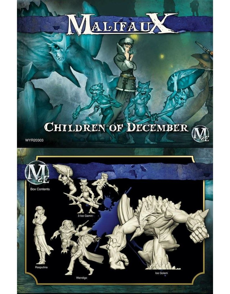 Wyrd Arcanists 'Children Of December' - Rasputina Box set