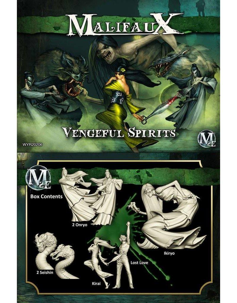 Wyrd Resurrectionists 'Vengeful Spirits' - Kirai Box set
